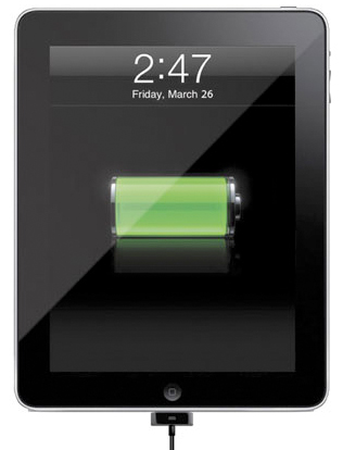 ipad battery What to do if your iPad battery will not charge