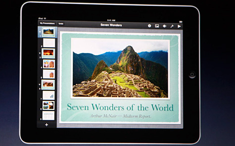 Building Presentations on your iPad: A Review of Apple's Keynote ...