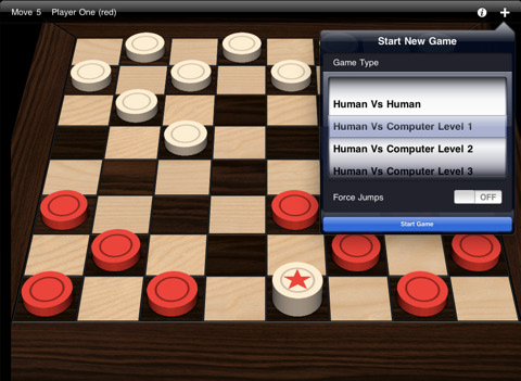 checkers ipad Classic Games for iPad – Chess, PAC MAN, Tetris, Pinball, and more!