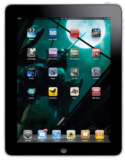 ipad home custom How to create a custom home screen